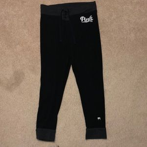 Black joggers from Pink